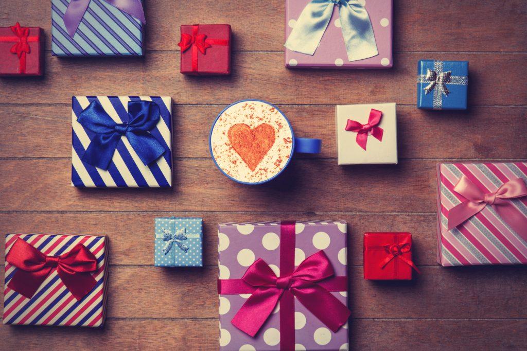 Подарок от близких друзей