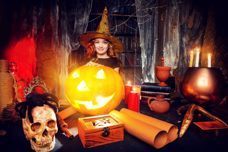 Идеи на Хэллоуин 2018 —страшно весело и легко!
