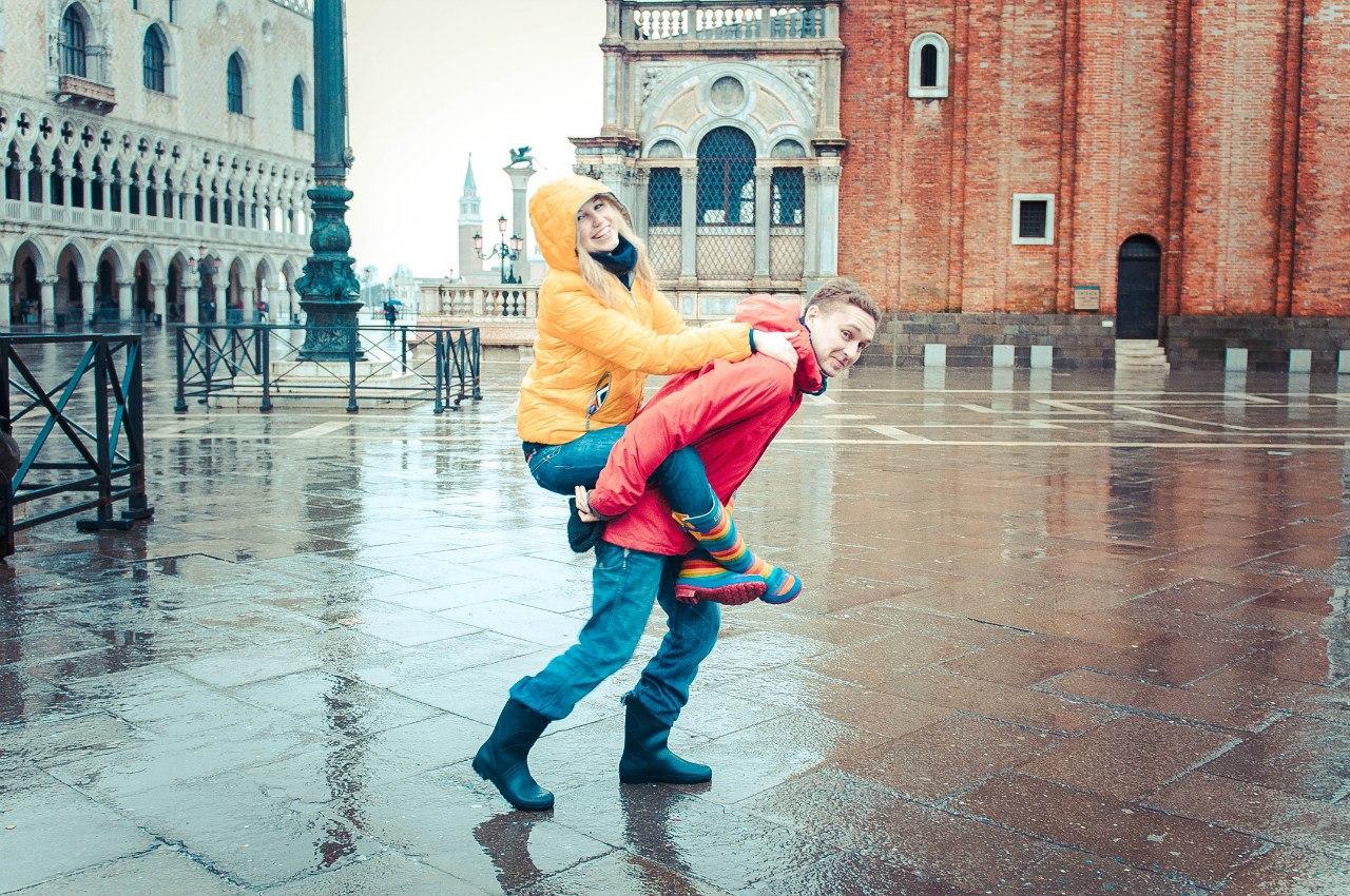 Наташа + Марк + Questime: 6 историй из 7 городов