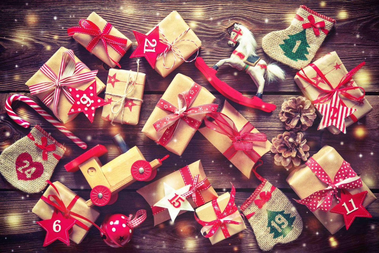7 простых идей адвент-календаря для детей на Новый Год и Рождество